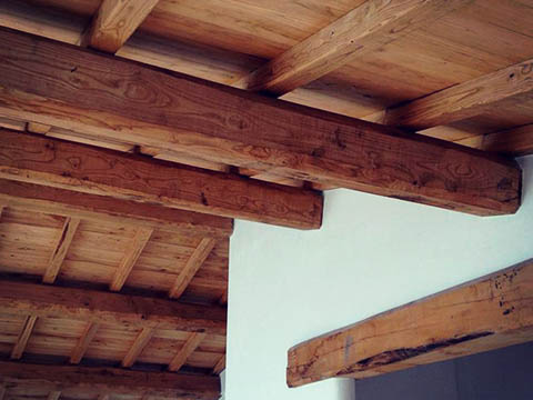 Legnami per edilizia, pergolati e tettoie